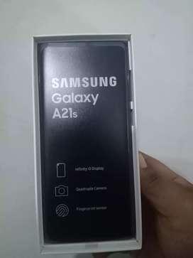 Samsung Galaxy A21 s