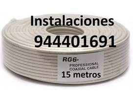 Cable RG6 Piura