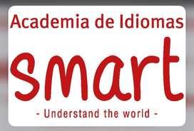 Curso Ingles 5 niveles - Academia Smart