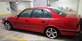 BMW 525i 1994 - ROJO