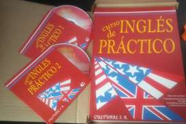 Libro - Curso de Inglés (+2 CD)