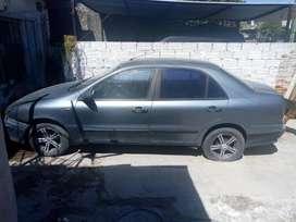Vendo Permuto Fiat Marea GNC Mod 99 Papeles Bien