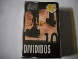 Divididos 10 2 Cassettes consultar