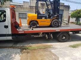 Auxilio Mecánico Grúas 24HS en Virrey del Pino