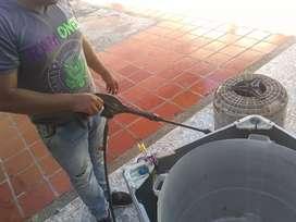 Tecnico en aires neveras y lavadoras
