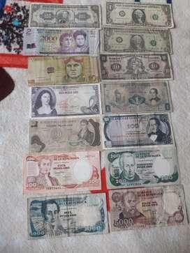Billetes decoleccion
