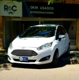 Ford Fiesta SE 1.6L 5p '15 - 80.000km - Excelente estado