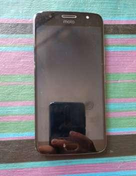 Motorola G5S Plus negro