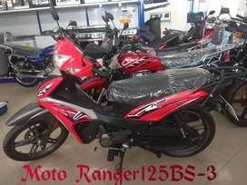 MOTO  RANGER 125BS-3   OFERTA   CHIMASA S.A