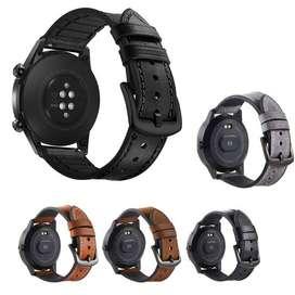 Pulso Cuero Compatible Samsung Galaxy Watch 46mm Watch 3