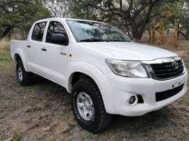 Toyota hilux S.R.V