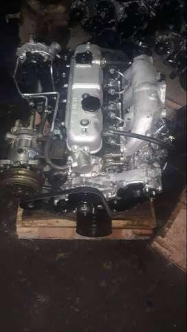 Motor nkr en perfectas condiciones