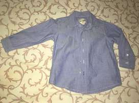 Camisa Talla 2 T