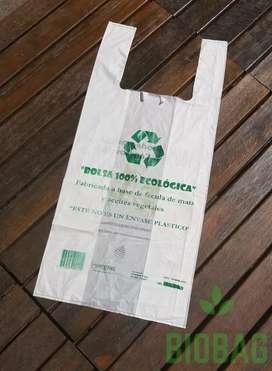 Bolsas biodegradables por kilo