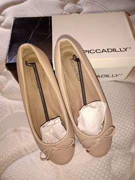Zapatos casi nuevos