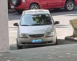 Vendo Chevrolet Aveo 2014 - Esmeraldas