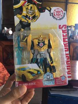 Robots in disguise bumblebee transformers