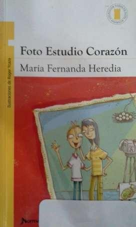 Plan Lector Foto Estudio Coraz Ed. Norma