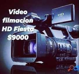 VIDEOFILMACIONES EVENTOS DE TODO TIPO