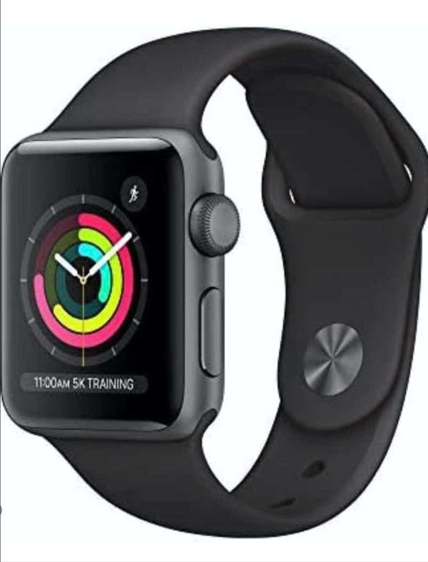 Vendo Apple Watch Series 2 42mm Case Space Gray Aluminium 0