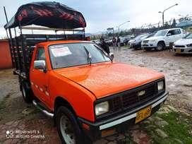 vendo camioneta Chevrolet