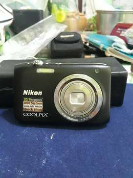 Camara Nikon S2800 Cargador Generico