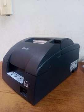 Impresora Epson TM u220 puerto usb