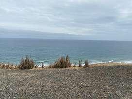 Vendo terreno en Manta urbanización playa alta vía a Santa Marianita frente al mar