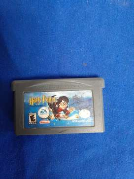 Vendo caset de Nintendo game boy Harry Potter