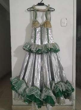 Vestido Entero de Cumbiamba de Fantasia