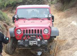 porta luces exploradoras jeep wrangler jk