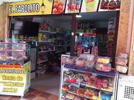 Vendo tienda en el estadio