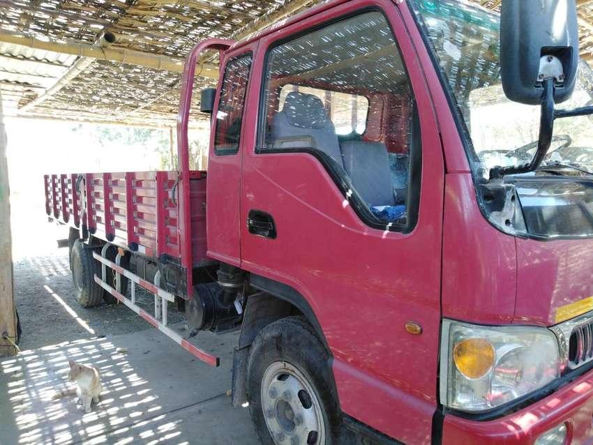 Vendo camion JAC 7 TN cel 913089212 0