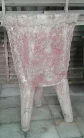 Maceton de cemento