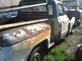 Chevrolet para repuestos
