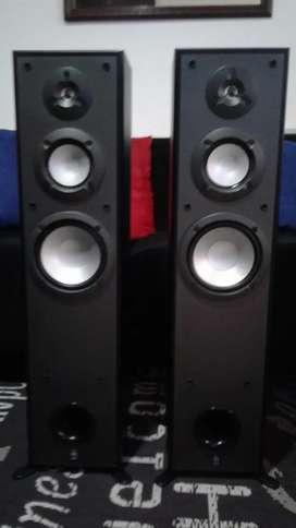 Torres de sonido Yamaha