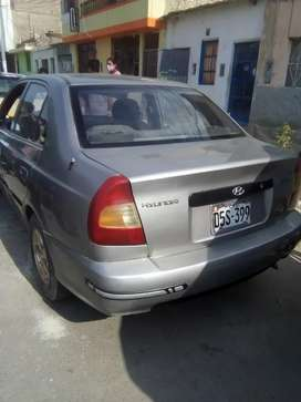 Hyunday accent año 2000 Dual glp uso particular