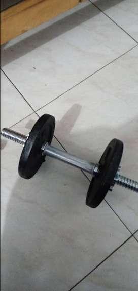 Set pesas ALGO DE USO BARATO