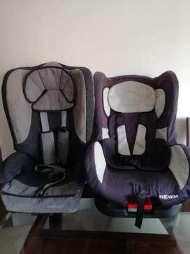 Venta de sillas para carro bebe