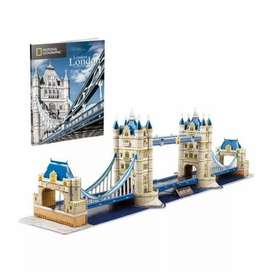 PUENTE DE LA TORRE (Tower Bridge) National Geography