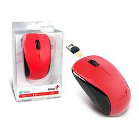 Mouse Genius 7000 Inalambrico Pc Laptop Gamer Nuevo Optico