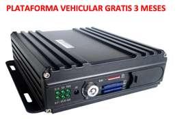 Mdvr 3g Video Tiempo Real.taxis,bus,camiones,carros