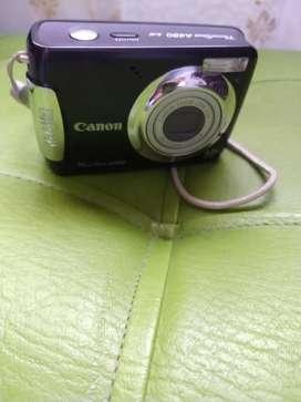 Camara powershot A480