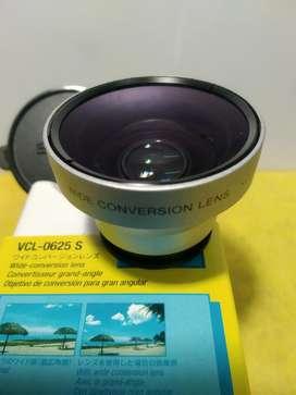 Lente Angular Sony VCL-0625S