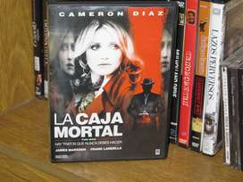 La caja mortal (The Box) - DVD 2009 - Richard Kelly