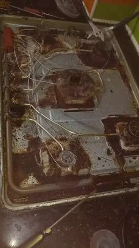 Mantenimiento de gasodomésticos y reparación de instalaciones