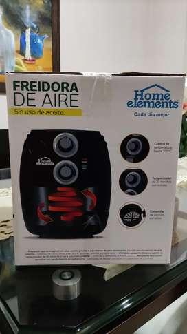 Freidora De Aire Home Elements 1,8 It.