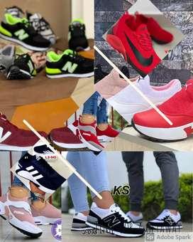 Vendo lindas zapatillas para deportes