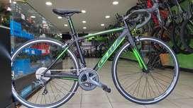 Bicicleta gw flamma 8 velocidades
