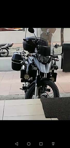 Moto Honda Xre 300 Vendo O Cambio X Auto